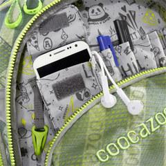 Рюкзак Coocazoo ScaleRale MeshFlash, зеленый неон