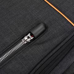 Рюкзак городской Golden Wolf GB180018 чёрный