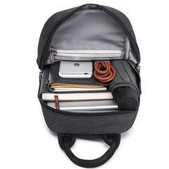 Рюкзак однолямочный КАКА 856 чёрный