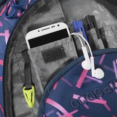 Рюкзак Coocazoo ScaleRale Cyber Pink, розовый/синий
