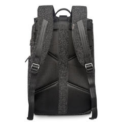 Рюкзак-торба молодёжный Tangcool 718 тёмно-серый