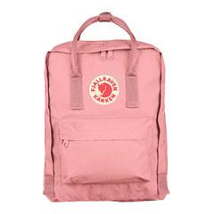 Рюкзак Fjallraven Kanken розовый, 16 л