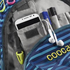 Рюкзак Coocazoo ScaleRale Zebra Stripe Blue