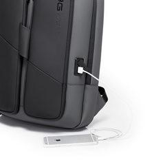 Рюкзак Bange 7238 серый