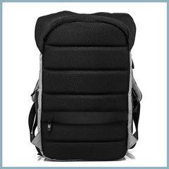 Рюкзак повседневный для ноутбука 15,6 KAKA 2215-1 серо-чёрный