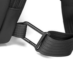 Сумка плечевая BANGE BG7258 черная