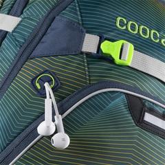Рюкзак Coocazoo ScaleRale Soniclights Green