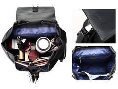 Рюкзак стильный BOPAI чёрный