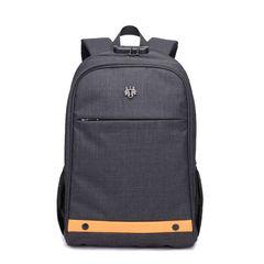 Рюкзак городской Golden Wolf GB-00375 чёрный