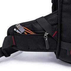 Рюкзак-сумка дорожная для путешествий КАКА 2070 чёрный