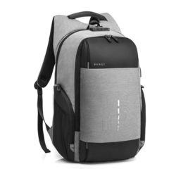 Рюкзак повседневный Bange 2215-9 серо-чёрный