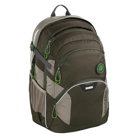 Рюкзак Coocazoo JobJobber2 Woodsman темно-зеленый, 30 литров