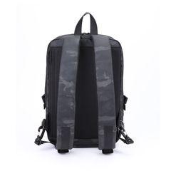 Рюкзак компактный Arctic Hunter B00096 камуфляж чёрный