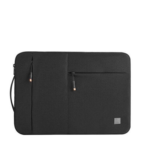 Чехол-сумка для ноутбука 14 WiWU Alpha Slim чёрная