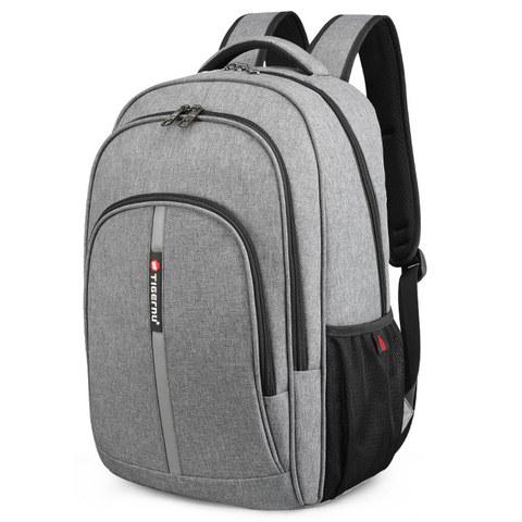 Рюкзак для города Tigernu T-B3893 серый