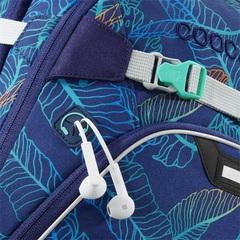 Рюкзак Coocazoo ScaleRale Jungle Night, синий