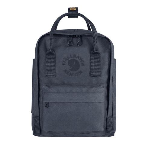 Рюкзак Fjallraven Re-Kanken Mini темно-серый, 7 л