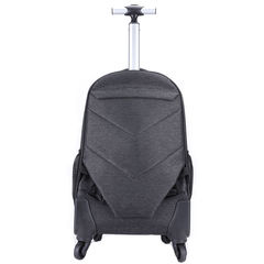 Рюкзак на колёсах Arctic Hunter L-00023 чёрный